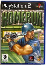 Homerun-Baseball PlayStation 2 ps2 Spiel PAL UK
