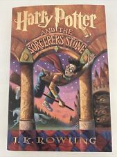 Harry Potter and the Sorcerer's Stone by J.K. Rowling (1998, Hardcover)Rare