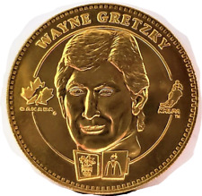 Wayne Gretzky, Joe Sakic 1997-98 Mcdonalds Team Canada Coin