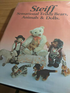 Steiff Sensational Teddy Bears, Animals and Dolls Pistorius