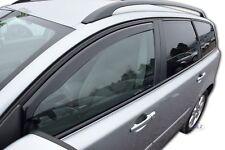 Volvo V50 2004-up Front wind deflectors  2pc set TINTED HEKO