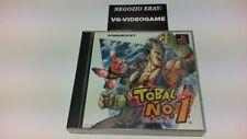 TOBAL No.1  NTSC JAP PLAYSTATION 1