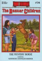 The Mystery Horse (The Boxcar Children Mysteries) by Warner, Gertrude Chandler