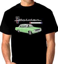 1966  1967   HOLDEN HR SPECIAL  SEDAN   QUALITY BLACK T-SHIRT