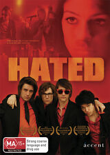 Hated (DVD) - ACC0251