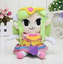 Anime The Legend of Zelda Princess Plush Toy Doll Pillow Soft Kawaii Cute 7''