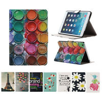 Lots Pattern Stand Flip Leather Case Cover for ipad mini 1/2/3 Retina Tide