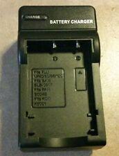 Travel Battery Charger Fuji NP40/60/95/120, SLB-0837, S004E, K5001 Kodak NEW