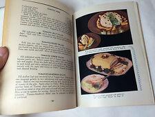 The SILENT HOSTESS Treasure Book GE General Electric Vtg 1931 Cookbook Recipes