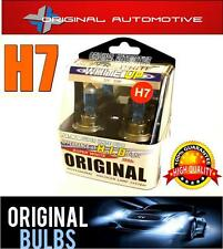H7 (499) PROFESSIONAL HALOGEN SUPER WHITE HIGH PROFORMANCE XENON BULBS