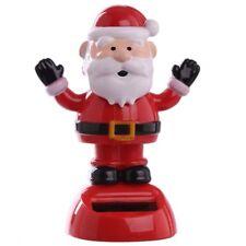 Süßer Weihnachtsmann Solar Pal Wackel Figur Fensterbank Deko Weihnachten X-Mas