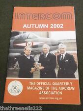 AIRCREW ASSOCIATION - INTERCOM - AUTUMN 2002