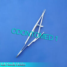 """Kalt Needle Holder 5 1/4"""" ENT Surgical Instruments"""