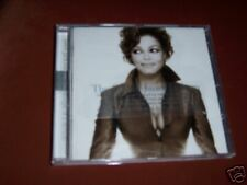 """JANET JACKSON : """"BEST OF"""" 18 TRACKS '95 CD FROM GERMANY"""