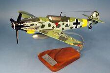 Messerschmitt BF-109G-6 E.Hartmann Standmodell Holz Handarb.1:24 Pilot´s Station