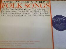 TPS145 Topic Sampler Number 2 - Folk Songs