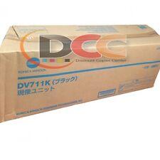 Oem Konica Minolta DV-711K Black Developing Unit A2X203D for Bizhub C754 C654
