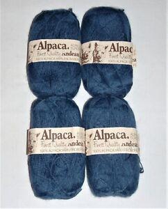 Andean Yarns ALPACA Alpaquita Superfina 100% Alpaca from Peru You Choose