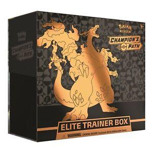 Pokemon - Sword & Shield - Champions Path Elite Trainer Box - Brand New & Sealed