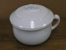 Antique Furnival and Son Chamber Pot with Lid Cover 1871-1890 England