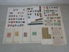 Nystamps E Old US BOB Revenue & Match Medicine stamp collection