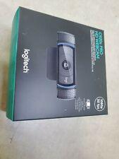 Authentic Logitech C920s Pro HD 1080p Webcam w/ Privacy Shutter (960-001257)