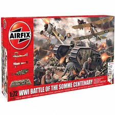 AIRFIX A50178 Battle of the Somme Centenary Gift Set 1:72 Military Model Kit