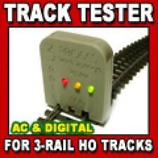 Proses VT-002 NEW TRACK VOLTAGE TESTER FOR 3 RAIL TRACKS (MARKLIN)