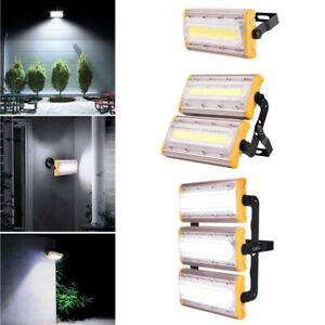 LED Fluter 50W 100W 150W Außenleuchte Gartenlicht Lampe Flutlicht Strahler IP65