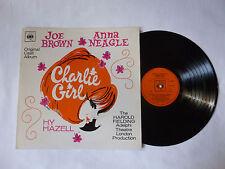 CHARLIE GIRL ~ MUSICAL ~ BPG 62627 ~ EX+/EX+ ~ 1965 UK 1ST VINYL LP ~ TOP AUDIO