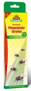 Neudorff Fliegen Köderstreifen Permanent insektizidfrei gegen Fliegen im Haus