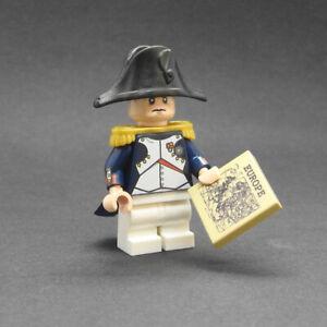 Custom Superheroes Napoleon Bonaparte on lego brand bricks