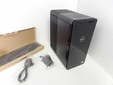 Dell XPS 8920 Core i7-7700 3.6GHz 24GB RAM 1TB + 256GB SSD RX 480 W10H Desktop S