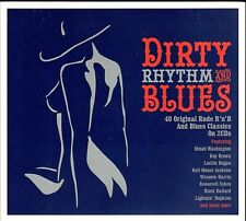 Dirty Rhythm And Blues~Roy Brown~Hank Ballard~Various Artist~BRAND NEW 2 CD SET