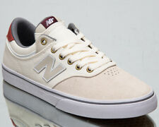 New Balance Numeric 255 Men's Beige Red White Low Skate Lifestyle Sneakers Shoes