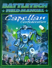 JDR RPG JEU DE ROLE / BATTLETECH FIELD MANUAL CAPELLAN CONFEDERATION