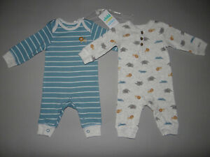 NWT, Baby boy clothes, Newborn, Carter's 2 piece Jumpsuit set