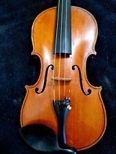 Eine 4/4 Heinrich Moritz  Schuster Geige  Meistervioline Markneukirchen i.S.