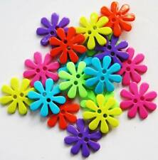 Dress it Up Buttons - Flower Frenzy
