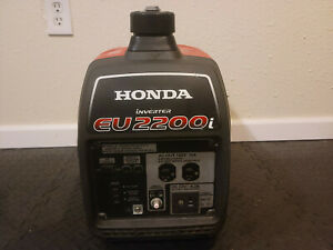 honda eu2200i generator Inverter