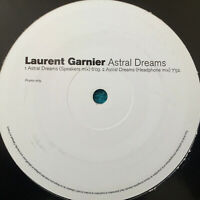 "Laurent Garnier ‎– Astral Dreams RARE Vinyl 12""  S/Sided Promo  NMint   UNPLAYED"