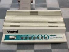 US Robotics Sportster External 33.6 Faxmodem Model # 839 -09