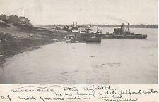 1906 The Paducah's Harbor in Paducah, KY Kentucy PC