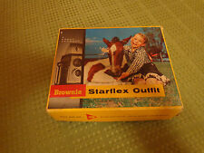 Kodak Brownie Starflex Outfit Vintage Mid Century