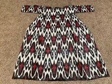 Beautiful Uzbek Traditional Silk Adras National Robe Dress Coat Jacket Chapan