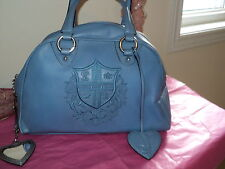 New Juicy Couture All Leather Purse