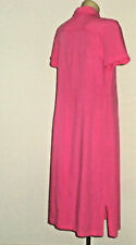 RODNEY CLARK HotPinkS/s27%Linen10%SilkBlend Size10 EUC