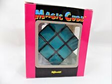 Magic Cube Cubic Puzzle by ToySmith Classic Original Box Collectible Cube Puzzle