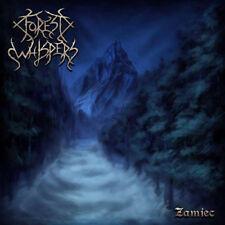 forest whispers 'Zamiec' cd    walknut branikald