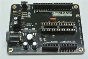Arduino Shield Compatible Microcontroller PCB Basic Stamp Nano PIC Robotics UNO